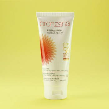 Bronzana facial cream FPS50