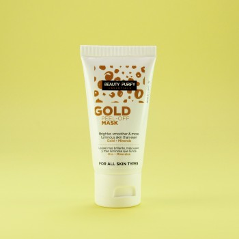Beauty Purify Gold Peel-Off...